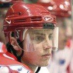 капитан хоккейной команды Иван Ткаченко